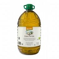 Aceite de Oliva Ecológico (lata 5l) - CASA PAREJA