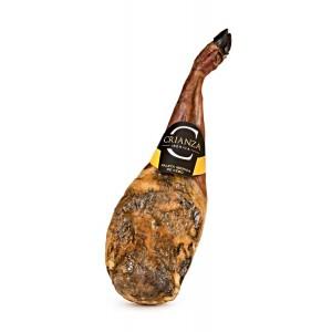 Iberian cured ham pata negra Mabel  15.5 Lb