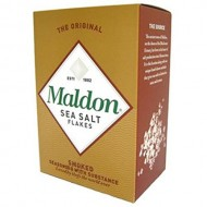 Sal en escamas ahumada Maldon - 250 Grs