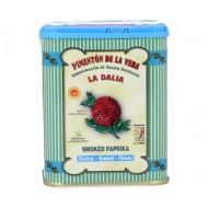 Mild Paprika-Pimenton  75 Grs - Carmencita