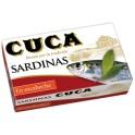Sardinillas con tomate Cuca