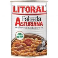 Fabada asturiana Litoral 435 Grs