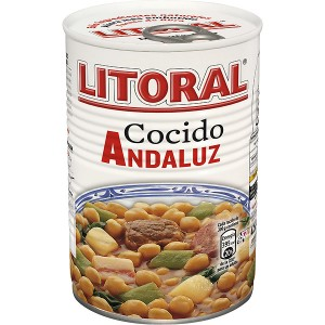 Cocida Andaluz Litoral 425 Grs
