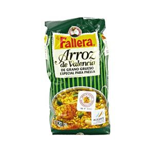 Riz rond spécial pour Paella la Fallera 1 Kg