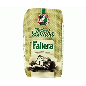 "Rice for Paella ""Bomba"" La Fallera - 1 Kg"