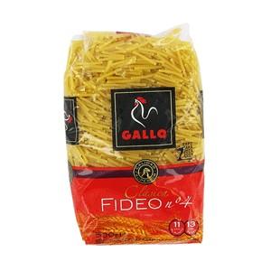 Fideos long 500 grs - Gallo