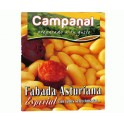 Ready to heat cooked Fabada 880 Grs - Campanal