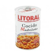 Cocido madrilène 440 Grs - Litoral
