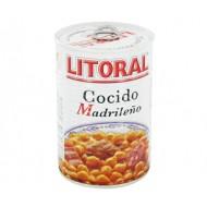 Cocido Madrileño 440 Grs - Litoral