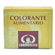 Colorant pour paella 25x1,4 Grs – Carmencita.