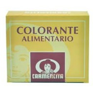 Colorante para paella 25x1,4 Grs - Carmencita