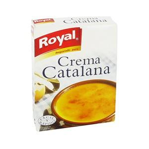 Preparado para crema catalana - Royal