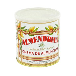 Crema de almendras 1 Kg - almendrina
