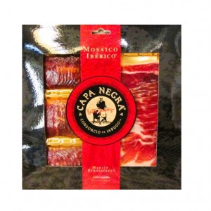 Selection of spanish iberian salami and cured pork loin - 180 Grs
