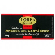 Anchois de Cantabrique 30 Grs - Lorea