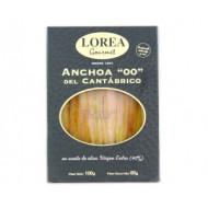 Anchoas del Cantabrico 00 100 grs - Lorea