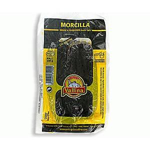 Serrano Morcilla Black Pudding Vallina - 200 Grs