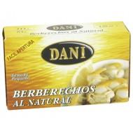 Berberechos al natural 30-40 piezas - Dani