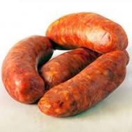 Chorizo ibérico cocina La Bari Jabugo