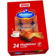 Magdalenas Martinez 700 Grs