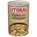 Beans and clam stew Litoral - 425 Grs