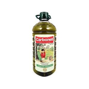 Extra Virgin Olive Oil 5 L - Carbonell