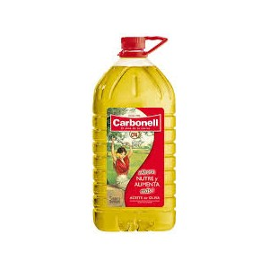 Virgin Olive Oil 5 L - Carbonell