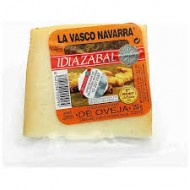 Queso Idiazabal 250 Grs - La Vasca Navarra