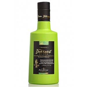 Extra Virgin Olive Oil Arbequina 500 ML - Duerñas Oleum