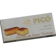 Turrón  de yema tostada 300 Grs - Pico