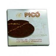 Torta de chocolate y almendras 200 grs - Pico