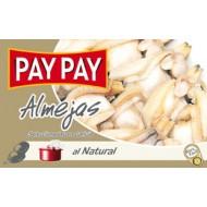 Almejas al natural 65 Grs - Paypay