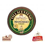 Queso Manchego curado 250 Grs - El Hidalgo