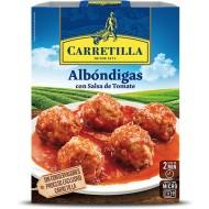 Albondigas en salsa Carretilla 300 Grs