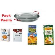 Pack Paella
