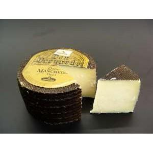 Manchego Cheese 880 Grs - Don bernardo Oro